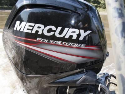 2017 Mercury Marine® Fourstroke 90 HP Command Thrust Base | Angler's